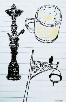 Tea-time in Penang